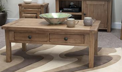 10% off all the stockist range! - Rustic Oak