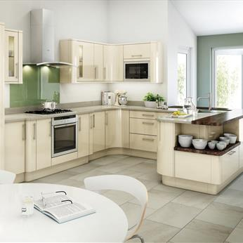 Kitchen - Avant Ivory