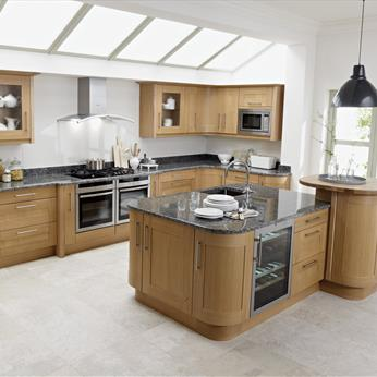 Kitchens - Broadoak Natural