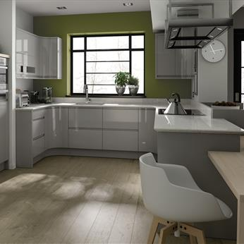 Kitchen - Remo Grey
