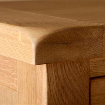 Somerset Oak Cornice Detail