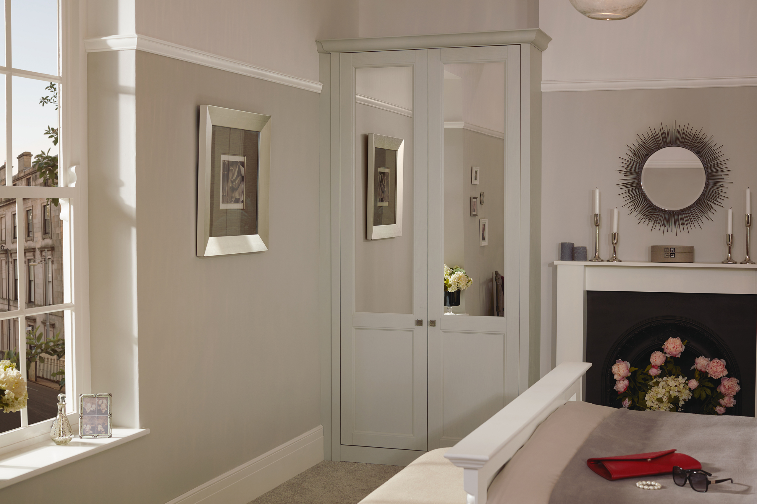 Kindred fitted bedroom furniture from Fine Finish Furniture