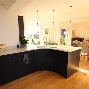Bespoke Kitchen, Fine Finish Furniture, Nottinghamshire, Derbyshire, Leicestershire