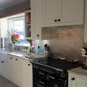 Cossington In Frame Bespoke, Quality Kitchen by Fine Finish Kitchens & Bedrooms | Nottingham | Leicester | Derby