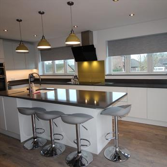 Second Nature Kitchens by Fine Finish Furniture | Nottinghamshire | Derbyshire | Leicestershire
