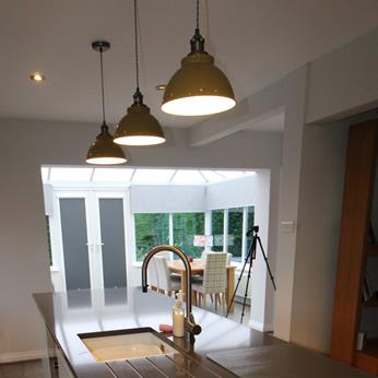 Second Nature fitted kitchen by Fine Finish Kitchens & Bedrooms - Nottingham, Derbyshire and Leicestershire