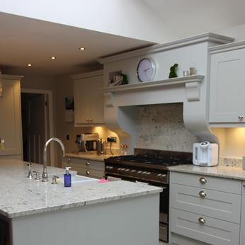 Fitted kitchen by Fine Finish Furniture, Nottingham