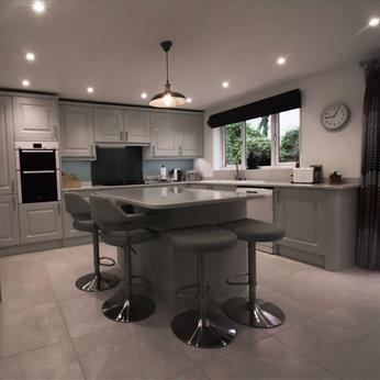 Bespoke, Fitted kitchen by Fine Finish Kitchens, Bunny, Nottingham