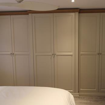 Fine Finish Bespoke Lundy Fitted Bedroom