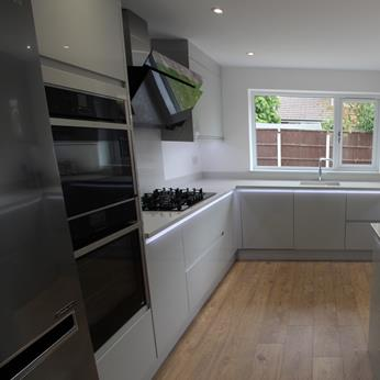 Second Nature Remo Kitchen, Free Design Service, Fine Finish Furniture, Nottinghamshire, Derbyshire, Leicestershire