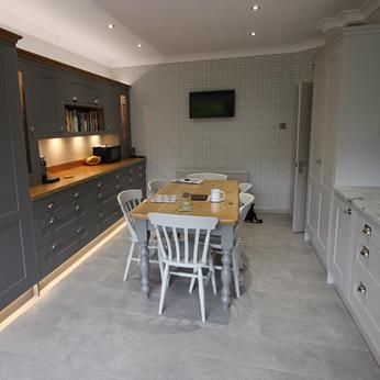 Bespoke, Fitted kitchen by Fine Finish Furniture, Nottingham