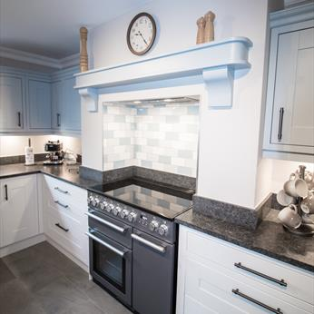 Bespoke Kitchen, Free Design Service, Fine Finish Furniture, Nottinghamshire, Derbyshire, Leicestershire