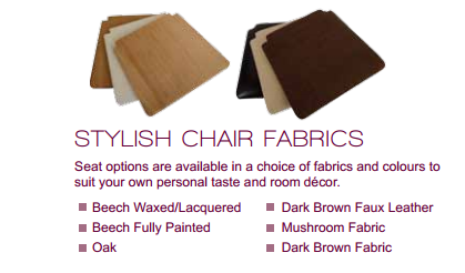10% off all the stockist range! - Stylish Chair Fabrics