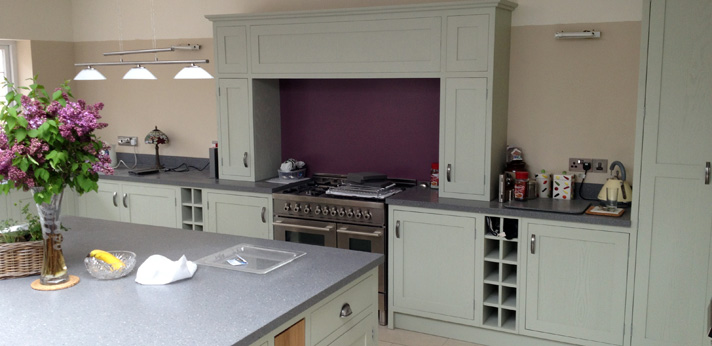 Kitchen Worktops - the Options