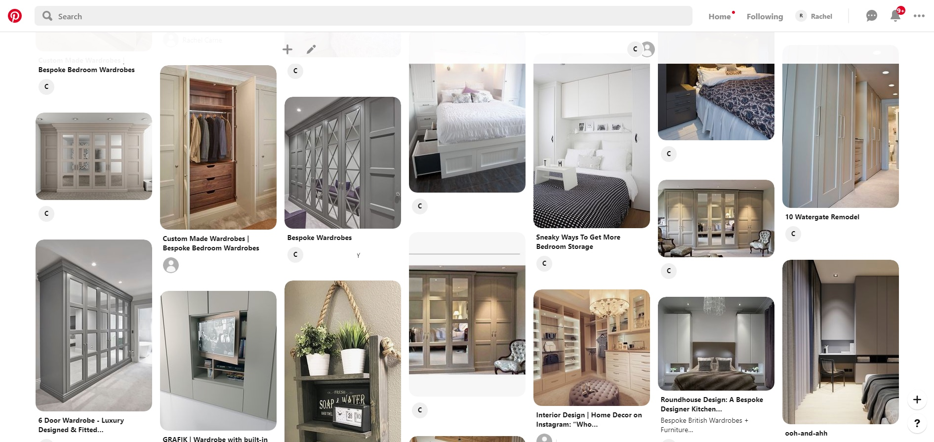 How to create a mood board - advise and tips from Fine Finish Kitchens & Bedrooms | Nottingham