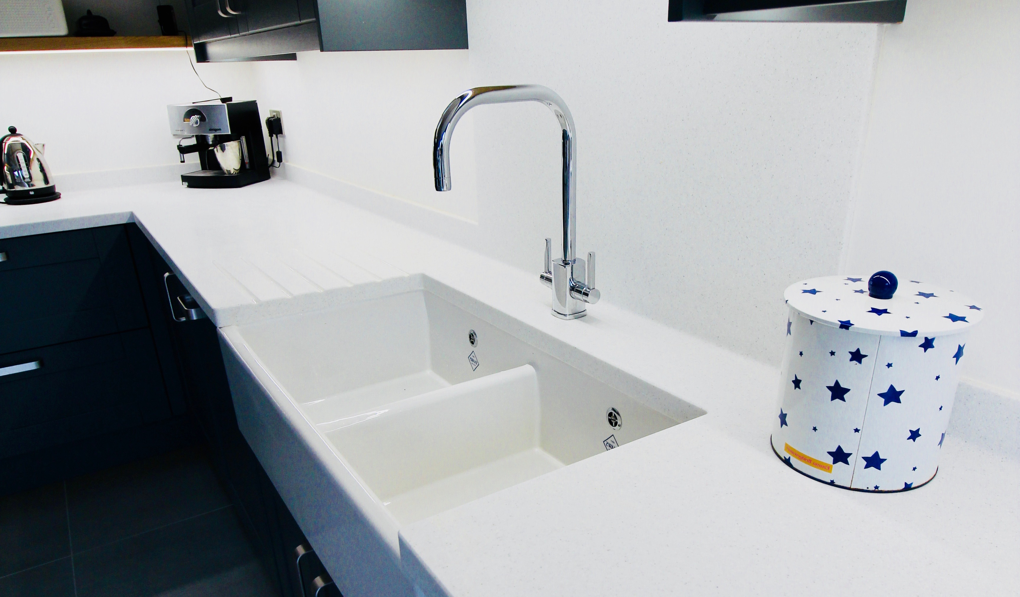 Seven top benefits of Corian worktops